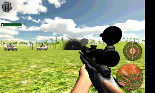 山狙击手射击游戏 - FPS