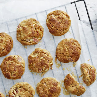Bacon + Peanut Butter Cookies.