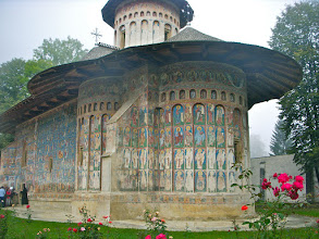 Photo: Voronet Monastery