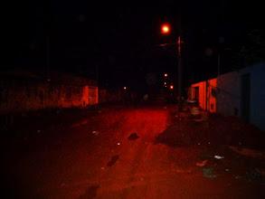 Photo: Unterkunft bei Goiânia in der Nacht