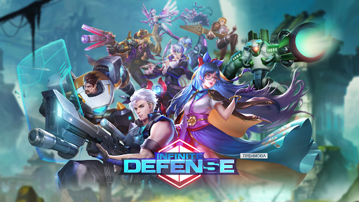 Infinite Defense image   2
