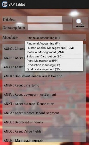 SAP Tables APK | APKPure ai