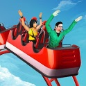 Reckless Roller Coaster Sim 2019 icon