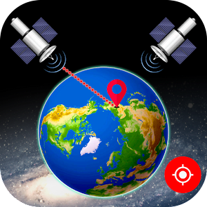Global Live Earth MapsGPS Tracking Satellite View Android Apps - World satellite view live