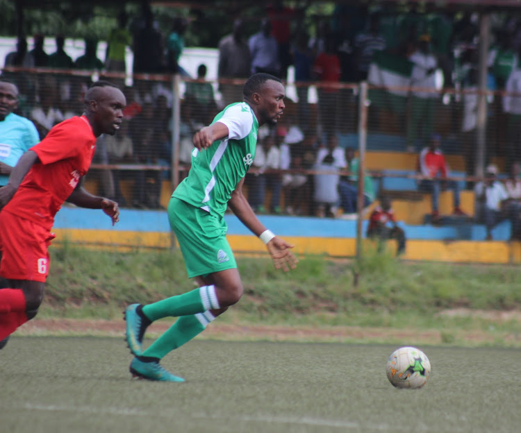 Last minute panic to blame for defeat against Gor, says Mwalala