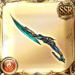 SSR短剣_セフィラの翠刃