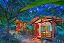 jungle bungalow costa rica retreat