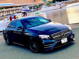 Eクラス セダン  W213型 E200 アバンギャルドスポーツのカスタム事例画像 さだひろさんの2019年05月18日21:06の投稿