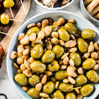 Easy Marinated Olives From Spain Recipe