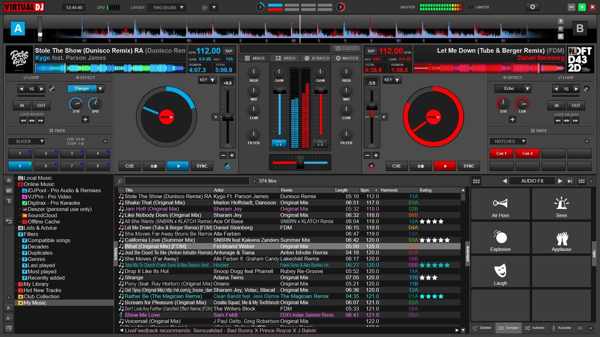 Download VirtualDJ Pro Infinity Full