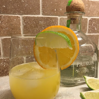 Fresh Squeezed Margarita - Healthy Cocktail.