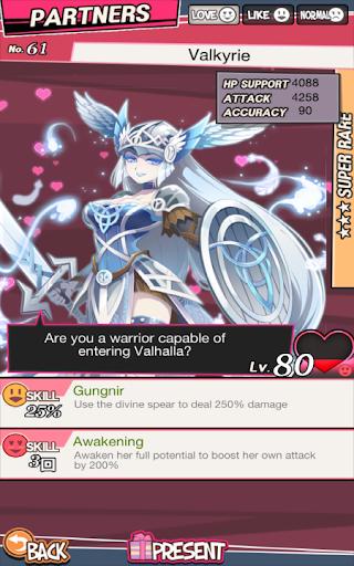 Dungeon & Girls: Card RPG  screenshots 7