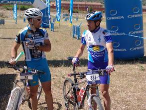 Photo: Antonio hablando con el Castilla en la Extrema y dura 2009
