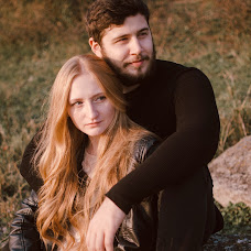 Wedding photographer Viktoriya Bodyul (bodiul17). Photo of 09.11.2017
