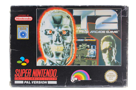 T2: The Arcade Game (Super Scope)