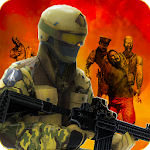 Dead City Zombie: FPS Zombie Squad Survival Game Icon
