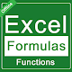 Learn Excel Formulas Functions Example App Offline for PC-Windows 7,8,10 and Mac