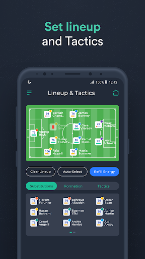 Eleven Kings PRO - Football Manager Game apkdebit screenshots 3