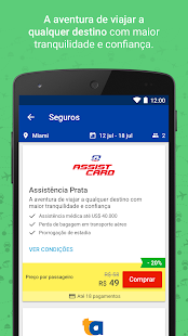 Decolar.com Hotéis e Voos- screenshot thumbnail