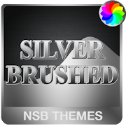Silver Brushed for Xperia icon