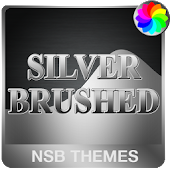 Silver Brushed for Xperia