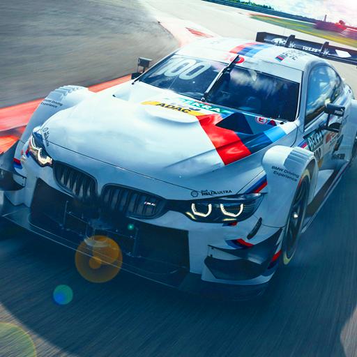 Racing BMW Car Game