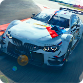 Racing BMW Car Game icon