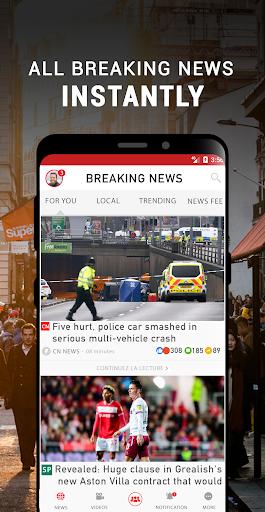 UK Breaking News & Local UK News For Free screenshot 2