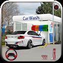 Modern Car Wash: Car Mechanic, Car Parking Game icon