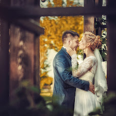 Wedding photographer Andrey Khomenko (Oksamyt). Photo of 29.09.2017
