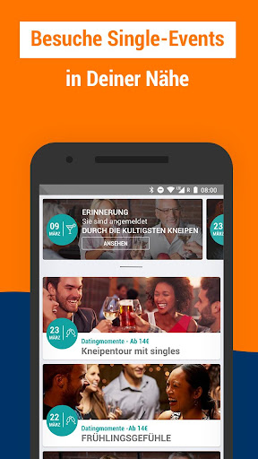 LoveScout24 - Flirt App  screenshots 4