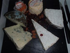 Photo: Assortiments de fromages affinés 10pers.