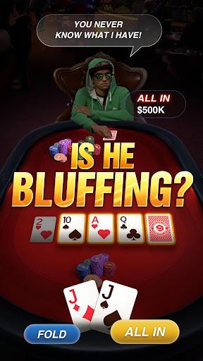 Holdem or Foldem - Poker Texas Holdem 1.2.4 screenshots 1