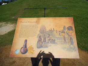 Photo: Story of Caddo burial mounds, 600-1300 AD