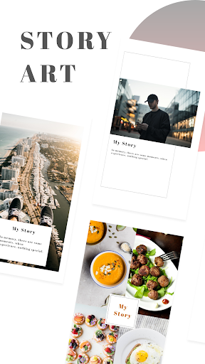Story Editor: Graphic design & poster, ig Stories 1.3 screenshots 1