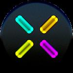 EXA Neon Icon Pack 4.1 (Paid)
