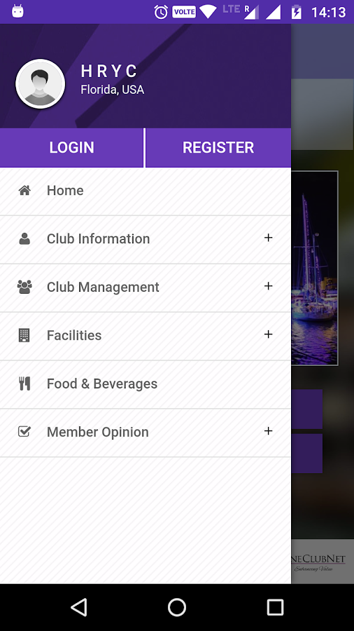 Halifax River Yacht Club- screenshot