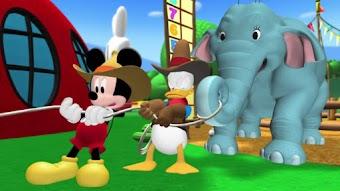 Mickey le cow-boy