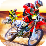 Desert Trail Stunt Bike Rally Icon