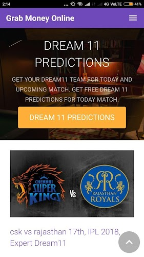 Download Dream 11 Tips and Predictions APK latest version