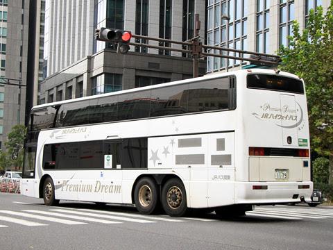 JRバス関東「プレミアムドリーム」 1179_202 東京駅日本橋口にて