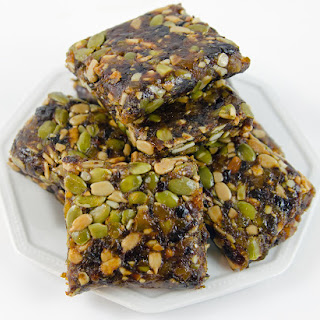 Healthy Fruit and Nut Bars.