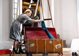 Photo: Wien/  Theater in der Josefstadt: AM ZIEL von Thomas Bernhard. Inszenierung Cesare Lievi. Premiere am 12.3.2015.  Therese Lohner. Foto: Barbara Zeininger