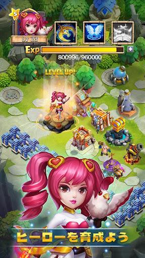 Castle Clashuff1au9802u4e0au6c7au6226 apktram screenshots 2