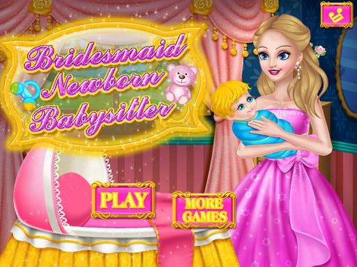 新生児ベビーシッターの女の子のゲーム