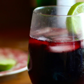 Low Carb Red Sangria