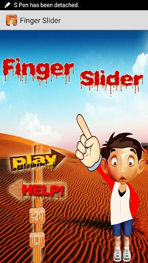 Finger Slider Game