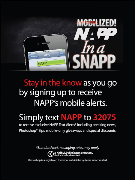 Photo: Mobile texting campaign