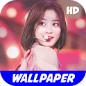 Momo wallpaper: HD Wallpapers for Momo Twice Fans icon
