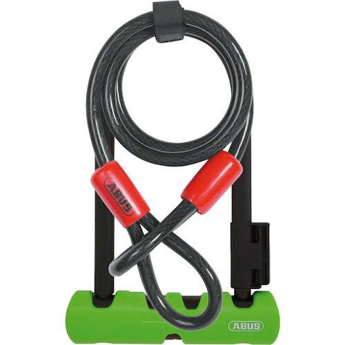 ABUS Keyed Ultra 410 U-Lock Mini LS   Cobra 10/120